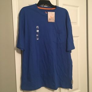 Other - Field and Stream blue tee men's L NEW NWT